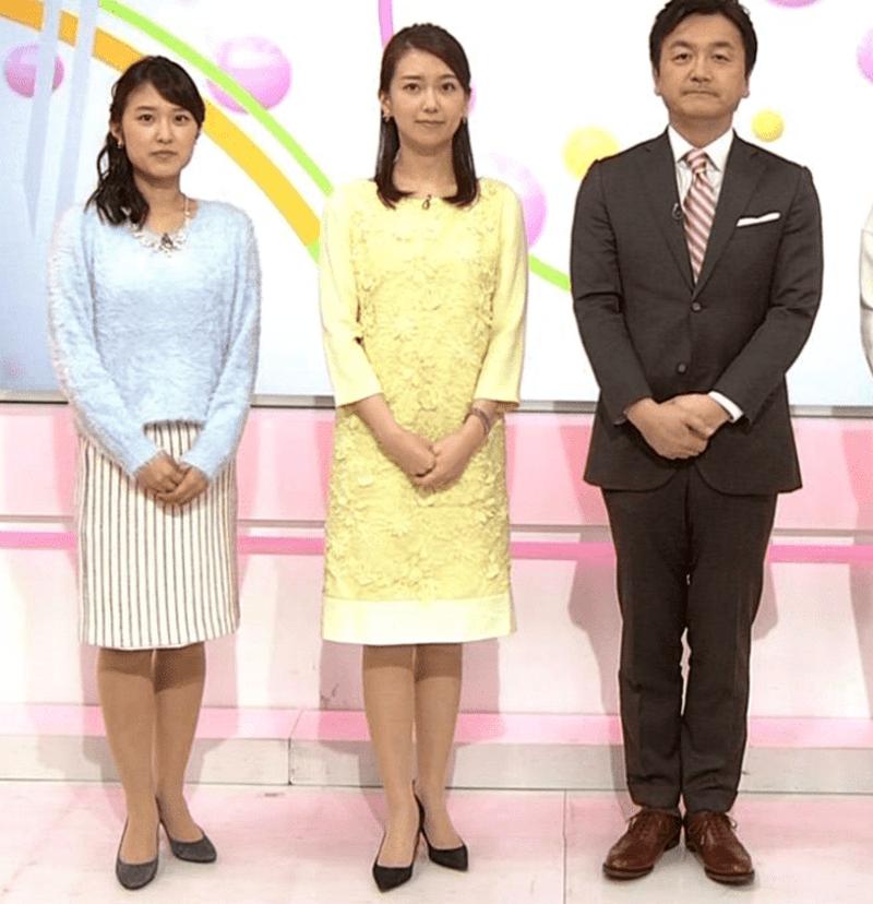 和久田麻由子アナの身長