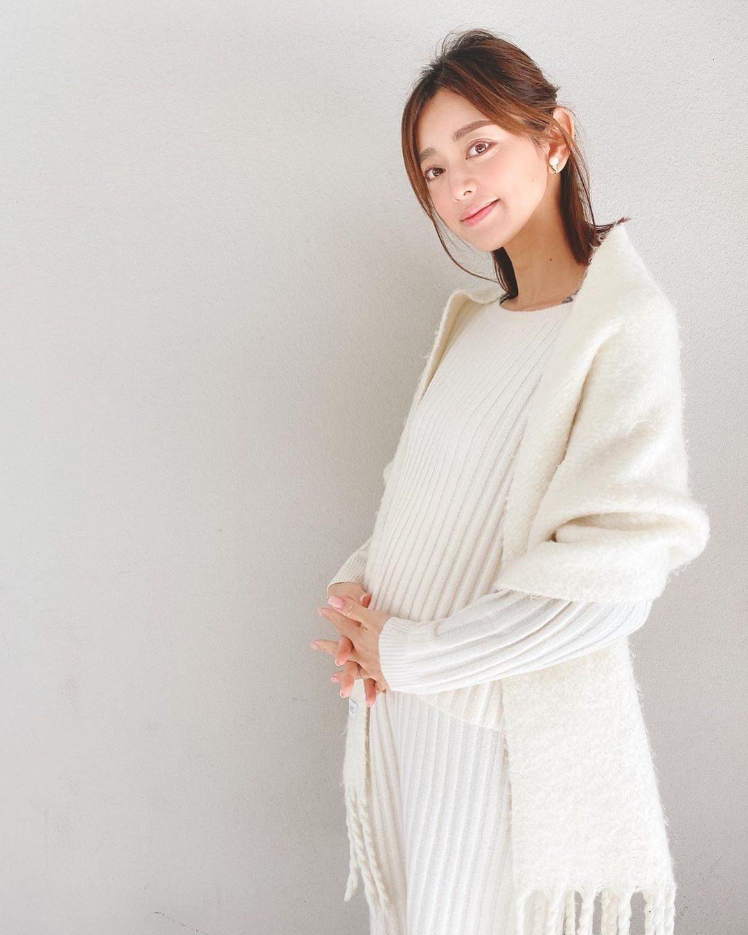 松本莉緒 第1子妊娠